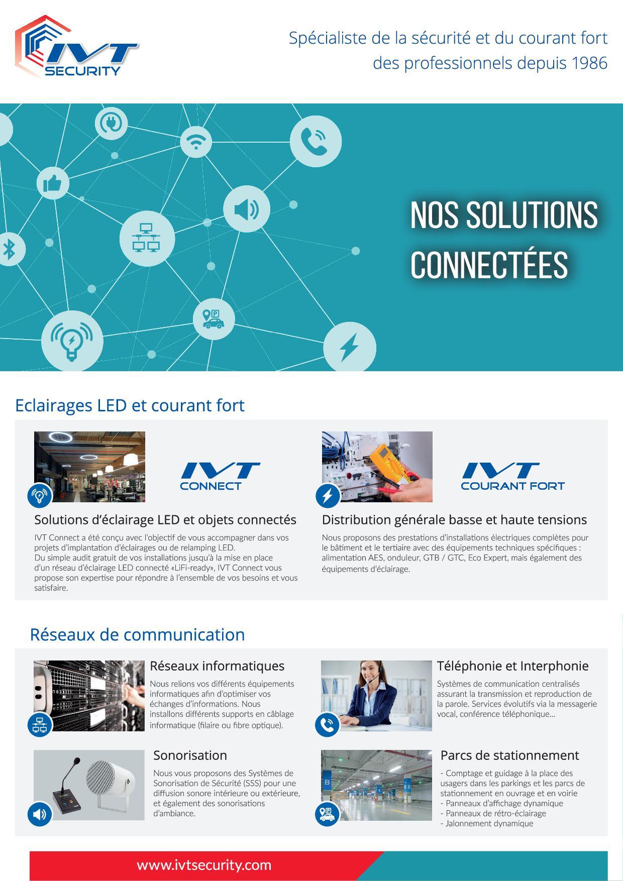 Solution - Connecte