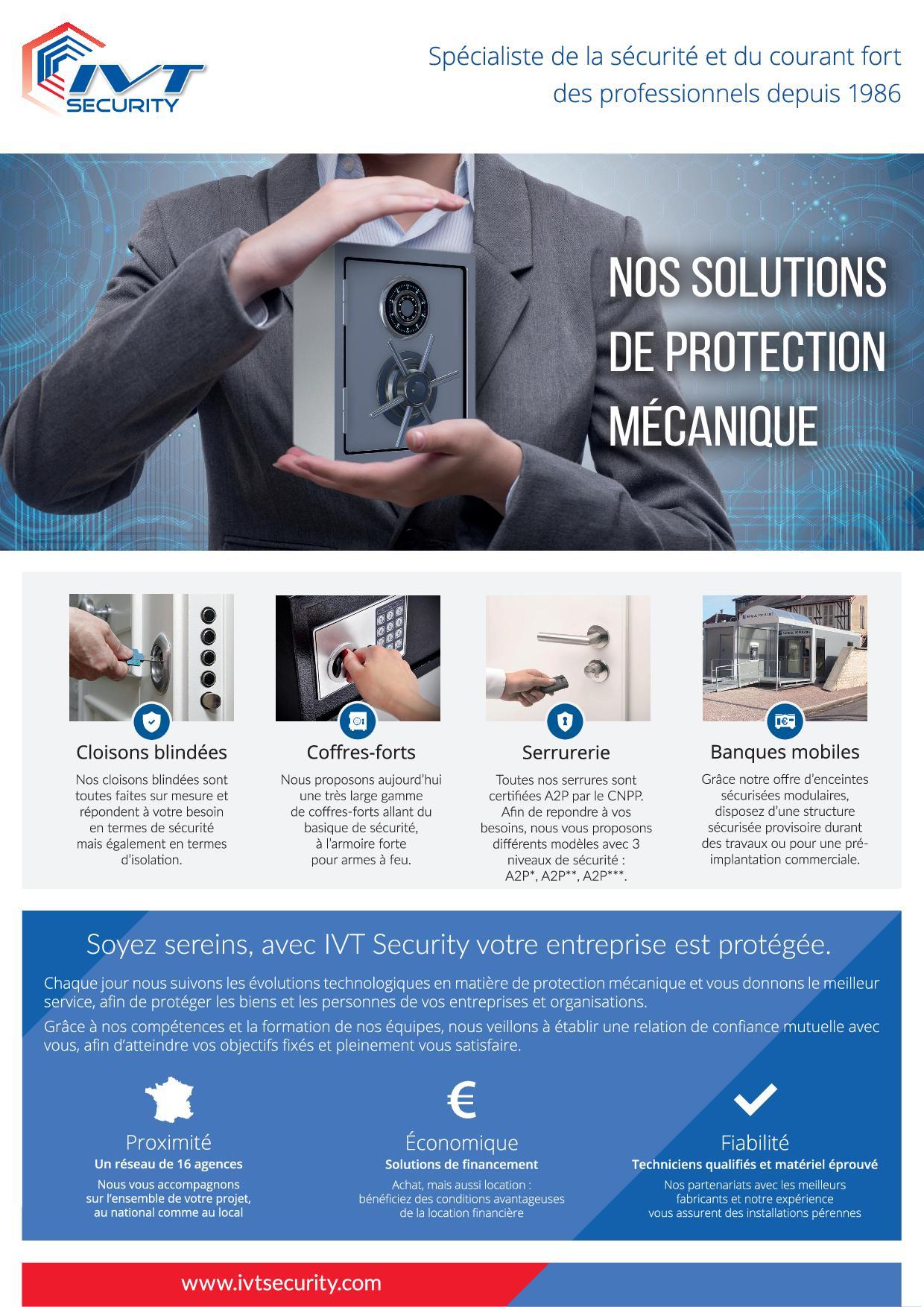Solution - Protection Mecanique